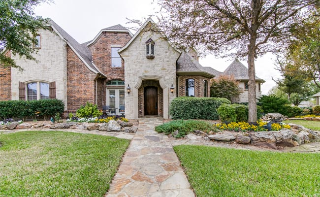 Rockwall Home